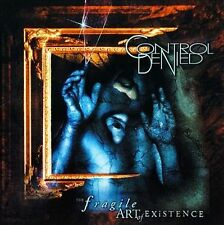 FREE US SH (int'l sh=$0-$3) NEW CD Control Denied: Fragile Art of Existence
