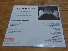 BIRD RADIO - OH, HAPPY ENGLAND !!!! !!!RARE CD PROMO!!!!