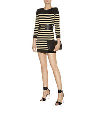 ** STUNNING BALMAIN MINI DRESS - FR 38  **