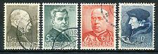 Nederland  283 - 286 gebruikt (1)