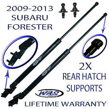 Two New Rear Hatch Wagon Liftgate Lift Supports Shock Arm Rod For 09-13 Forester