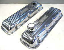 CHEVROLET YENKO ZL1 EMBOSSED VALVE COVERS PAIR NEW BIG BLOCK RARE