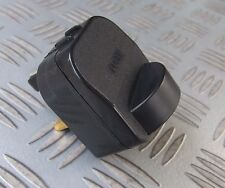 2x SCHUKO CONTINENTAL PLUG NON EARTHED TO A 13A UK MAINS ADAPTER BLACK 5A FUSED