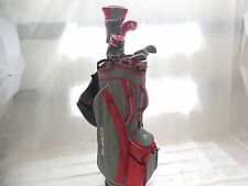 Brand New Cobra Fly Z-S Womens 8pc Golf club set Pink Irons Woods comes with bag