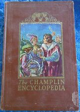 The Champlin Encyclopedia Science & Invention - Volume D - K Book #10 1950