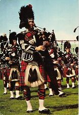 BR90799 pipe band highland dress royal scotland types folklore costumes