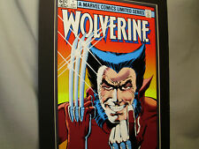 Marvel Comic Characters Wolverine #1  Poster Comic Book Convention Exhibit