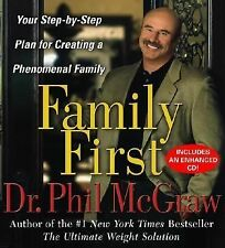 Family First, Dr. Phil McGraw, New Book