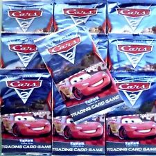 TOPPS CARS 2 trading card game ~ ~ Disney pixar Pack de 10 cartes