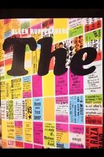 The Singing Posters ~ Allen Ruppersberg ~ 2004 Exhibition Booklet ~ Rice Gallery
