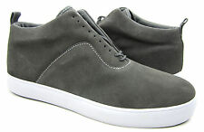 Gourmet The 24 Shoes NFN Suede Chukka Mid Grey/White Sneakers Size 13 EUR 47