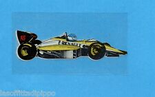 GOLDEN CAR-BAGGIOLI 1985-Figurina n.70- RENAULT -Rec