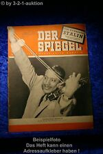 Der Spiegel 6/51 7.2.1951 Gestrichene Trompete. Heiße Geige; Ray Nance
