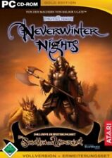 NEVERWINTER NIGHTS 1 Gold inkl Schatten von Undernzit TopZustand