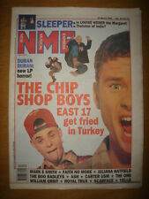 NME 1995 MAR 25 EAST 17 SLEEPER DURAN FAITH NO MORE ASH