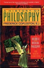 A History of Philosophy, Vol. 2: Medieval Philosophy - From Augustine to Duns Sc