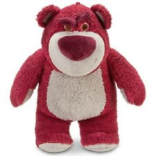 "DISNEY : TOY STORY 3  - LOTSO BEAR - MEDIUM SOFT PLUSH 12""  - New & tagged"