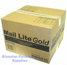 50 Mail Lite Gold D/1 JL1 Padded Envelopes 180x260