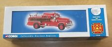 CORGI SEAGRAVE ANNIVERSARY PUMPER COLLECTIBLE 1:50 SCALE DIE-CAST REPLICAS