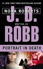 Portrait in Death, J. D. Robb, Good Condition, Book