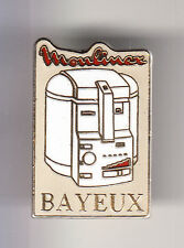 RARE PINS PIN'S .. ENTREPRISE ELECTROMENAGER FRITEUSE MOULINEX BAYEUX 14 ~CK