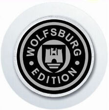 VW WOLFSBURG EDITION CAR TAX DISC HOLDER REUSABLE