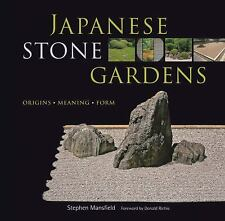 Japanese Stone Gardens: Origins, Meaning, Form, Mansfield, Stephen, Acceptable B