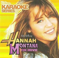 Hannah Montana The Movie 2009 by Disney Karaoke Series