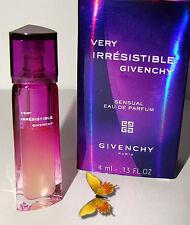 Mignon °º✿ VERY IRRESISTIBLE ✿º° Sensual GIV€NCHY edp 4ml mini perfume miniatur