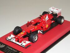 1/43 BBR Ferrari F2012 GP of Malaysia 2012 Winner F.Alonso Slick Tyre Leather