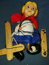A Parade Street Marionette  (European Collection) Little Red Robin hood?