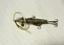 lure vintage old antique fishing patent allcock wyers bait rare collectable