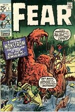 US MARVEL BRONZE AGE HORROR MONSTER AND MYSTERY COMIC COLLECTION ON DVD