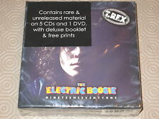 T REX - ELECTRIC BOOGIE 1971 - 6 DISC BOX - NEW / SHRINKWRAPPED