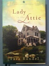 New Book! The Lady in the Attic by Tara Randell an Annie's Attic Mystery HC