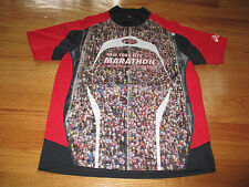 Asics NEW YORK CITY MARATHON (A New York Road Runners Event) SMALL Jersey