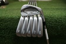 Mizuno JPX 900 Forged 5-PW Irons Project X LZ Steel Stiff Flex Iron Set 532640
