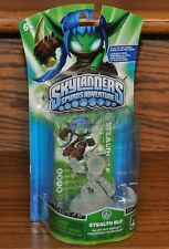 Skylanders Spyros Adventure Crystal Clear Stealth Elf Translucent  NEW Sealed