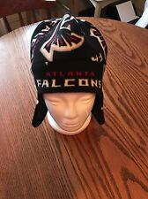 Supper Soft Fleece Hat Atlanta Falcons Made In The USA