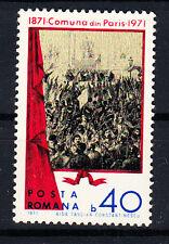 Rumänien Briefmarken 1971 Pariser Kommune Mi.Nr.2918 ** postfrisch
