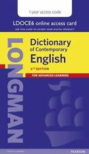 Longman Dictionary of Contemporary English by LONGMAN (2016, Print, Other,...