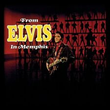 Elvis Presley - From Elvis in Memphis - Framed Album Cover Print ACPPR48089