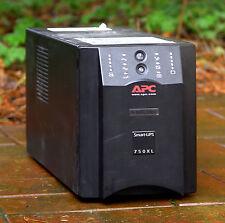 APC Smart UPS 750XL / 750 XL Wechselspannungs-USV mit 750VA, ohne Akku