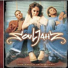 The Fault Is History by Souljahz (CD, Aug-2002, Warner Bros.)
