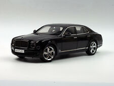 Kyosho 1:18 Bentley Mulsanne Speed Onyx(Black) Diecast Model Car No.08910NX