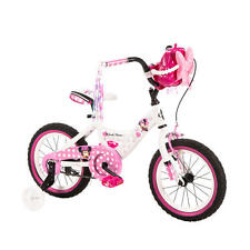 Girls 14 inch Huffy Minnie Mouse Bike