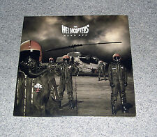 The Hellacopters - Head Off (Psychout 2008, 1st Press!!, Poster!!, New & Sealed)