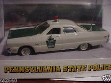 Pennsylvania State Police Trooper 1969 Plymouth Fury WHITE ROSE