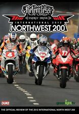 NORTH WEST 200 2012 DVD.137 Min. Irish Motorcycle Road Race. NW 200. DUKE 1869NV