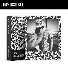 Impossible Project Polaroid 600 660 B&W instant Film - ELEY KISHIMOTO Edition